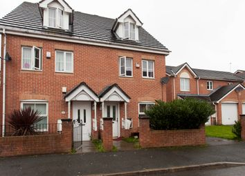 Thumbnail 3 bed semi-detached house for sale in Leegrange Road, Blackley, Manchester