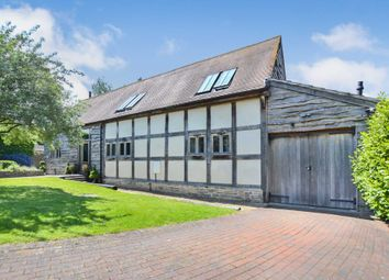 Thumbnail 4 bedroom barn conversion for sale in Hillside Gardens, Woodmancote, Gloucestershire