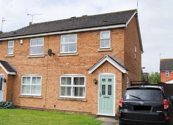Thumbnail 3 bed property for sale in William Cree Close, Wolston, Coventry