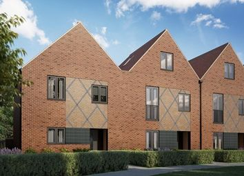 Thumbnail 4 bed end terrace house for sale in Pilots View, Chatham, Kent