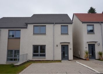 Thumbnail 3 bed semi-detached house for sale in Milligan Place, Kincardine