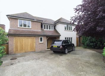Thumbnail 5 bed detached house to rent in The Beacons, Loughton