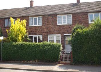Thumbnail Terraced house for sale in Abbey Road, Beeston, Nottingham, Nottinghamshire