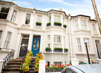 Thumbnail 4 bed terraced house for sale in Shaftesbury Road, Brighton, East Sussex