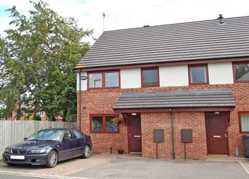 Thumbnail 3 bed terraced house for sale in St. Hildas Mews, York