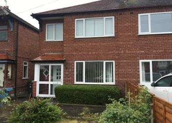 Thumbnail 3 bed property to rent in Cobham Road, Moreton, Wirral