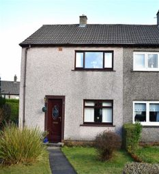 Thumbnail 2 bed semi-detached house for sale in 9, Murray Place, Gourock, Renfrewshire