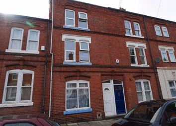 Thumbnail 2 bed flat to rent in St. Leonards Road, Leicester