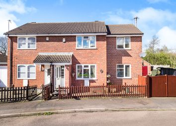 Thumbnail 3 bed semi-detached house for sale in Meadow Rise, Nottingham