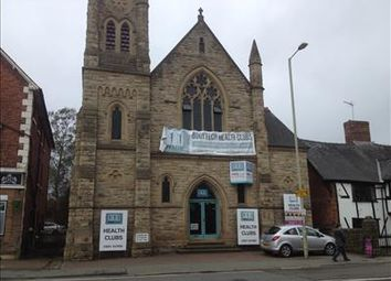 Thumbnail Commercial property for sale in Former Church Premises, Market Gate, Salop Road, Oswestry