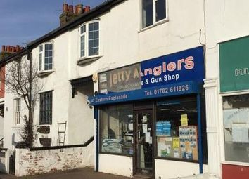Thumbnail Retail premises for sale in Eastern Esplanade, Southend-On-Sea