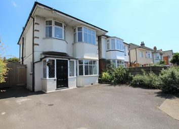 Thumbnail 3 bed detached house for sale in Belle Vue Road, Southbourne, Bournemouth