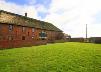 Thumbnail 6 bedroom barn conversion to rent in Aylsham Road, North Walsham