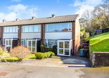 Thumbnail 3 bed end terrace house for sale in Staunton Road, Minehead
