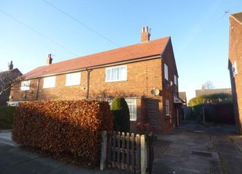 Thumbnail 2 bed maisonette for sale in Mossdale Road, Manchester, Greater Manchester