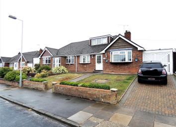 Thumbnail 3 bed semi-detached bungalow for sale in Emerald Road, Luton