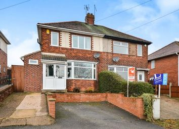 Thumbnail 3 bed semi-detached house for sale in Heather Way, Mansfield, Nottingham, Nottinghamshire