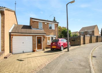 3 bed link-detached house for sale in Gatcombe Close, Chatham, Kent ME5