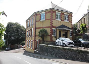 Thumbnail 2 bed flat for sale in High Street, Llantrisant, Pontyclun