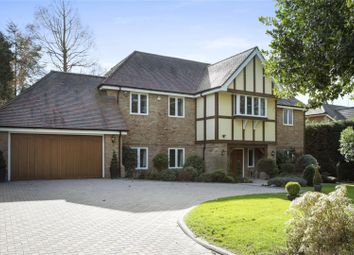 Thumbnail 5 bed detached house for sale in Green Lane, Cobham, Surrey