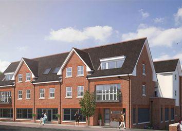 Thumbnail 2 bed flat for sale in 201 Watling Street, Radlett, Hertfordshire