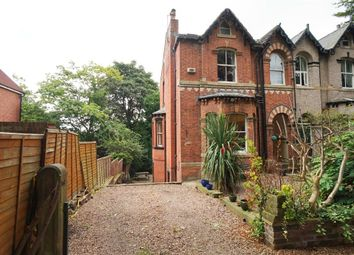 Thumbnail 4 bed semi-detached house for sale in Claremont Road, Dewsbury, West Yorkshire