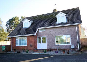 Thumbnail 4 bed detached house for sale in Pendre Gardens, Tywyn, Gwynedd