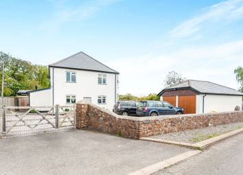 Thumbnail 4 bedroom detached house for sale in Woodlands, Tedburn St. Mary, Exeter