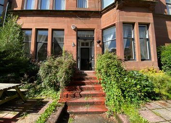 Main Door, 10 Polwarth Street, Hyndland, Glasgow G12