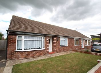 Thumbnail 2 bed semi-detached bungalow for sale in Aberfoyle Close, Ipswich