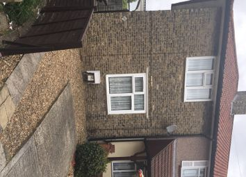 Thumbnail 2 bed property to rent in Margery Road, Becontree, Dagenham