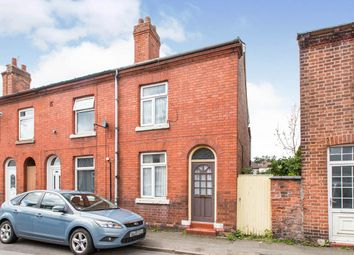 Thumbnail 2 bed end terrace house for sale in James Street, Northwich, Cheshire