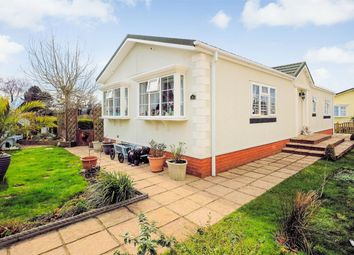 Thumbnail 2 bed mobile/park home for sale in Stone Street, Petham, Canterbury, Kent