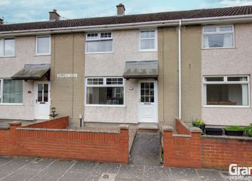 Thumbnail 3 bedroom terraced house for sale in Durness Walk, Dundonald