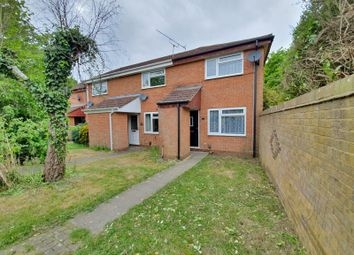 Thumbnail 2 bed end terrace house to rent in Deridene Court, Totton