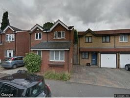 Thumbnail 4 bed detached house to rent in Express Drive, Ilford