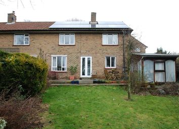 Thumbnail 3 bed semi-detached house for sale in The Limes, Buckland, Buntingford
