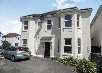 Thumbnail 2 bed flat for sale in Woodend Road, Winton, Bournemouth