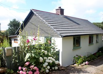 Thumbnail 3 bed detached bungalow for sale in Porthcurno, St Levan