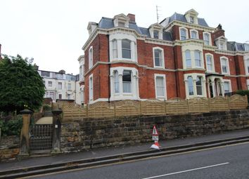 Thumbnail 3 bed flat to rent in Ramshill Road, Scarborough
