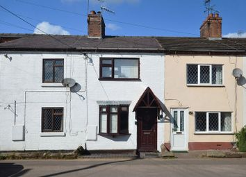 Thumbnail 2 bed terraced house for sale in 27 Gaol Butts, Eccleshall, Staffordshire