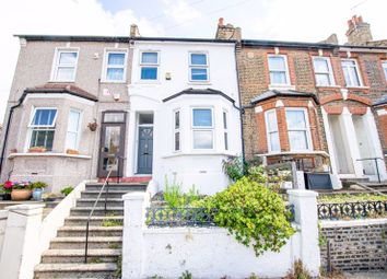 Thumbnail 2 bed terraced house for sale in Sladedale Road, London