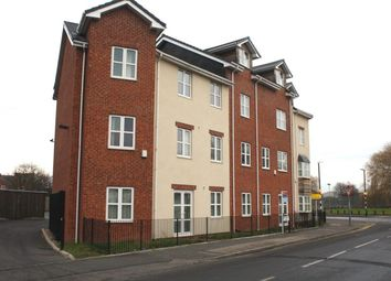 Thumbnail 2 bed flat to rent in Nightingale Road, Derby