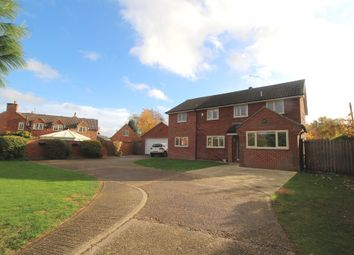 Thumbnail 6 bed detached house to rent in Toll Bar Road, Marston, Grantham