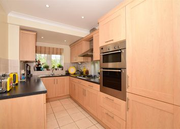 Thumbnail 4 bed detached house for sale in Reed Close, Larkfield, Aylesford, Kent