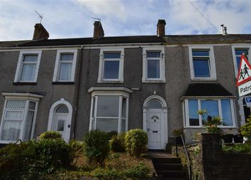 Thumbnail 2 bedroom terraced house for sale in Brynmill Avenue, Swansea