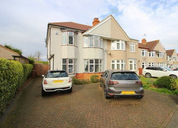 Thumbnail 4 bed semi-detached house for sale in Chatsworth Avenue, Sidcup
