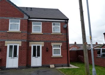 Thumbnail 3 bed end terrace house for sale in Oxford Court, Oxford Street, Crewe, Cheshire