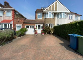 Thumbnail 4 bed semi-detached house for sale in Belmont Road, Harrow, Middlesex HA3, UK