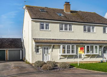 4 bed semi-detached house for sale in Saxel Close, Aston, Bampton OX18